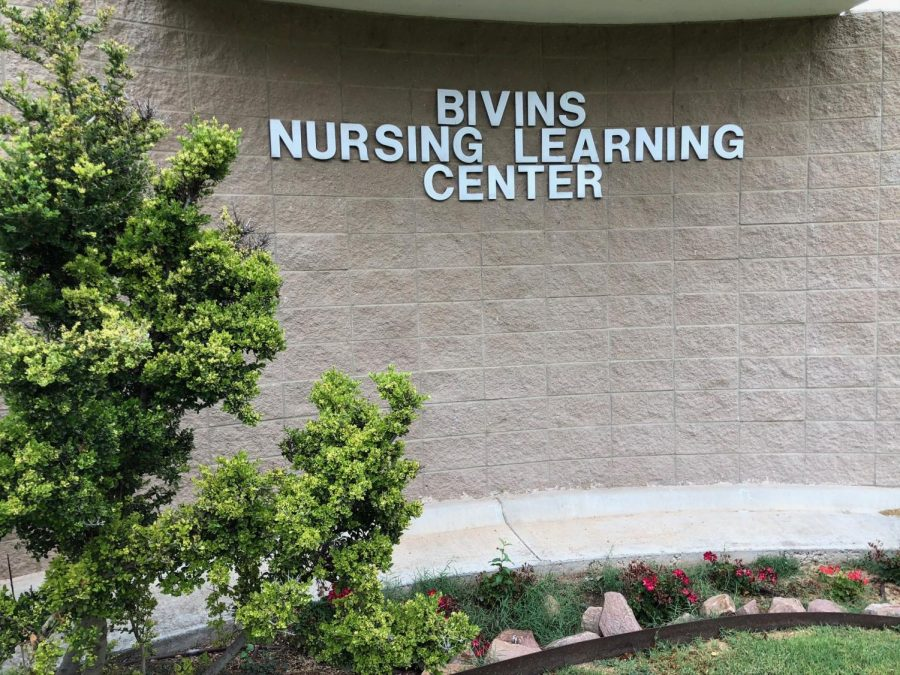 Bivins+Nursing+Learning+Center+located+at+West+Texas+A%26M+University+in+Canyon%2C+TX.%2C+Wednesday%2C+Sept.+9%2C+2020