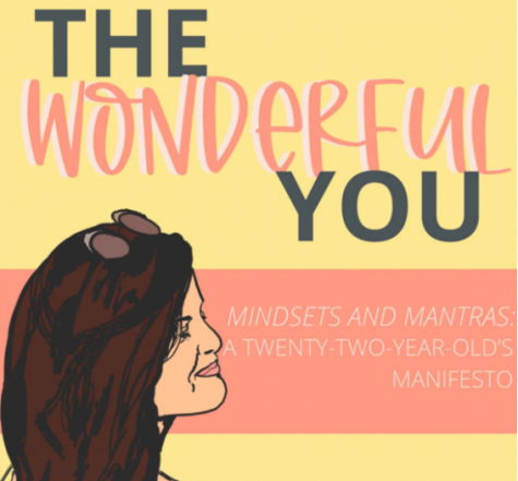"Cover art for ""The Wonderful You""."