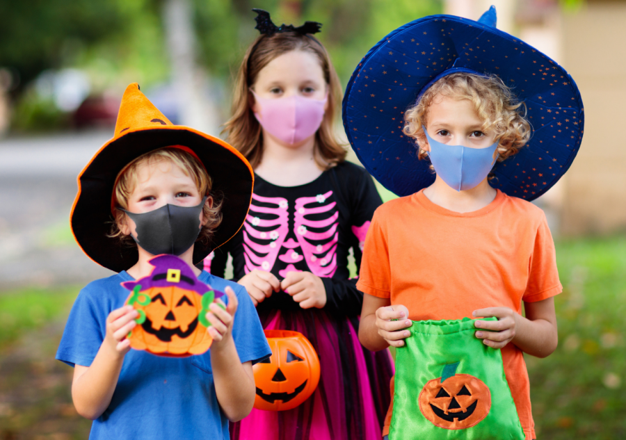 Trick-or-treating in 2020 will look a little different than it normally does. How has COVID-19 affected traditional Halloween activities?