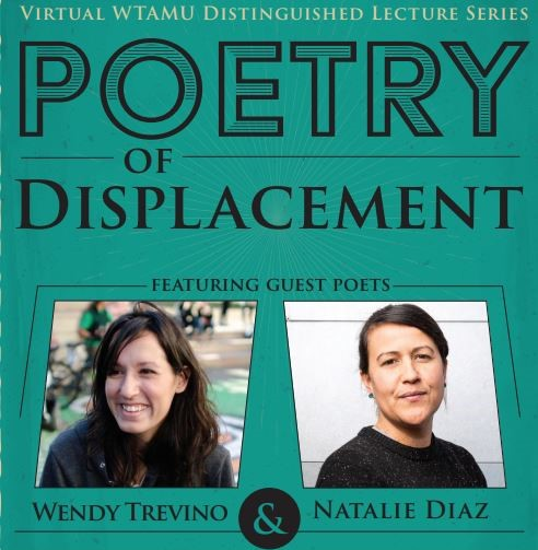 WTAMU Distinguished Lecture Series showcases Poetry of Displacement