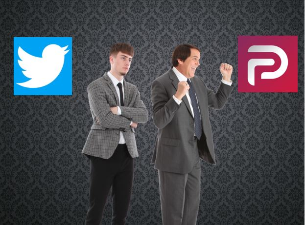 A large shift from such platforms as Twitter has already happened, but is not projected to last long.