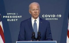 President-elect Joe Biden announced his COVID-19 taskforce Nov. 9, 2020 at his COVID-19 briefing.