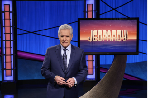 "Alex Trebek:  A ""Jeopardy"" icon"