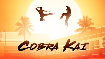 """Cobra Kai"" a spin off show that has left fans begging for more."