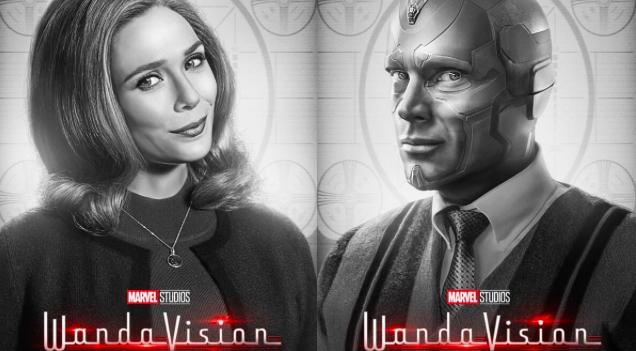 WandaVision through Marvel Universe is now on Disney+