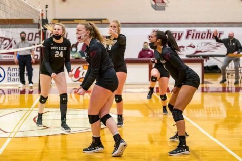 Lady Buffs back in action this spring semester
