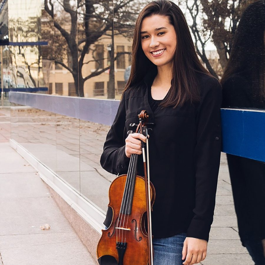 Havuka Lund, the violinist that could.