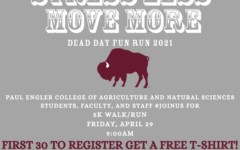 The Fun Run will take place on campus.