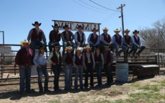 WTAMU rodeo team is looking to compete in the College National Finals Rodeo.