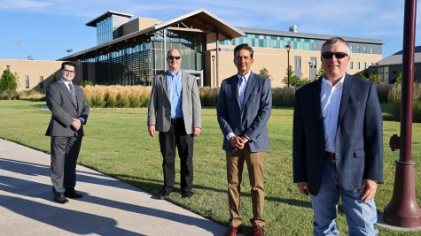 Four WT Ag and Science Professors Awarded Endowed Professorships