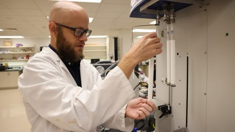 Water Researcher Named WT's New Bell Professor of Engineering