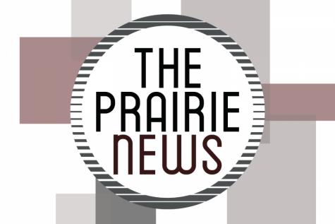 The Prairie News stock image