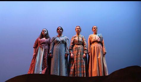 You on the Moors Now play exploring classical women as seen through a modern lens.