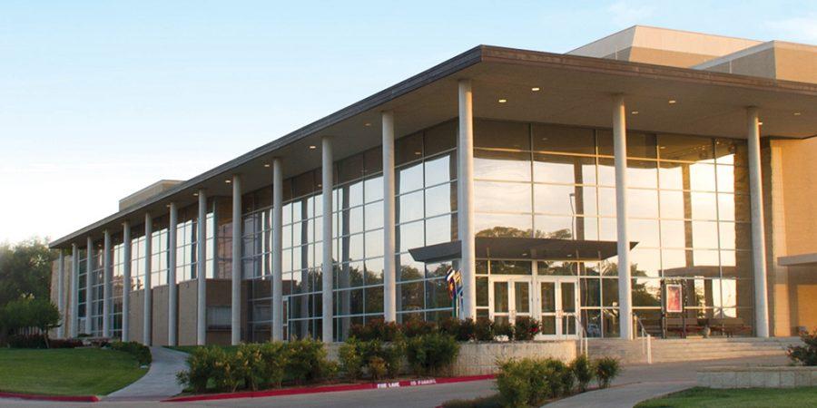 West Texas A&M Universitys Sybil B. Harrington Fine Arts Complex, photo courtesy of WTAMU