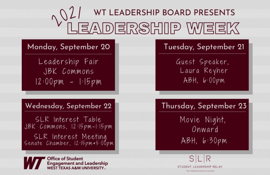Flier+outlining+activities+for+Leadership+Week
