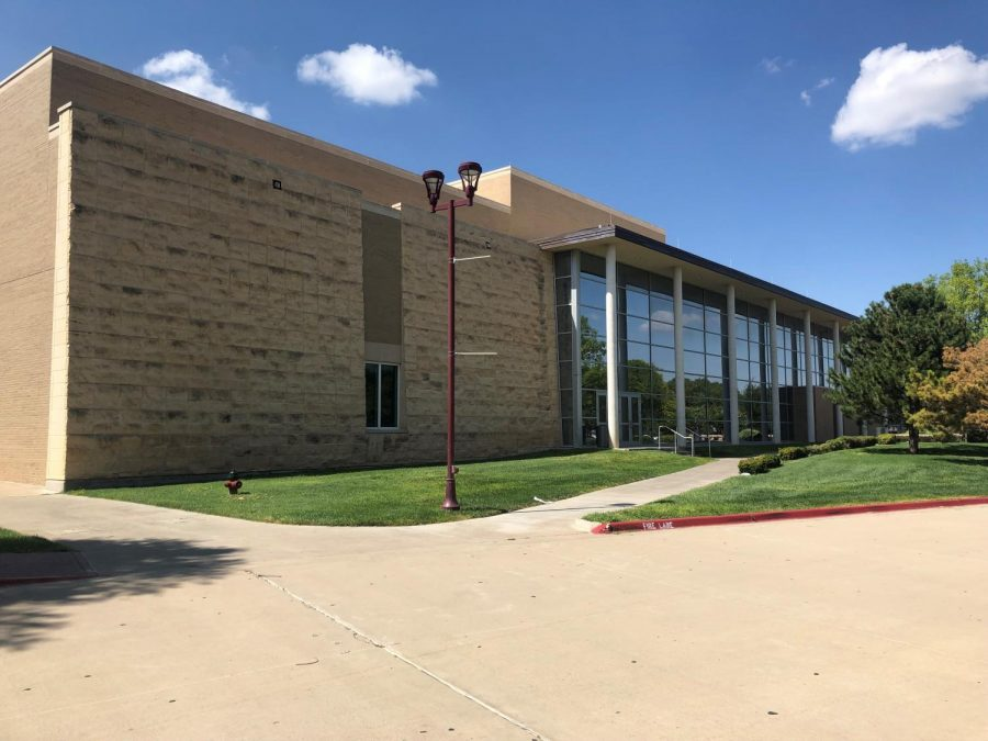 Sybil B. Harrington Fine Arts Complex WTAMU, The Department of Communication is in this building