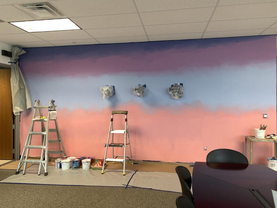 Photo taken on September 27 at  9:26 am at The Prairie newsroom