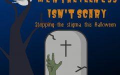 Mental illness isnt scary: Stop the stigma this Halloween