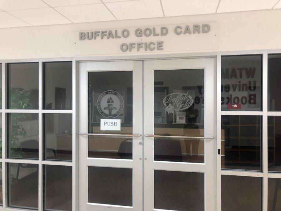 Buffalo Gold Card Office which helped to make the cash machines possible for faculty, staff, students